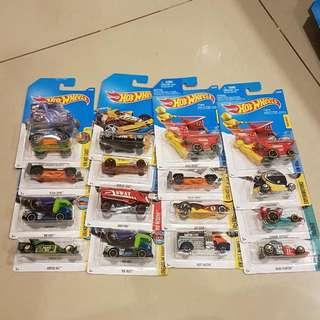 Hot Wheels TERMURAH Cocok Untuk Jual Lagi Mainan Anak