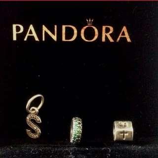 PRE-LOVED PANDORA CHARMS