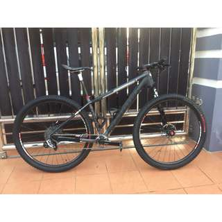 Cannondale F29 Lefty MTB