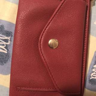 Marithe Francois Girbaud Wallet