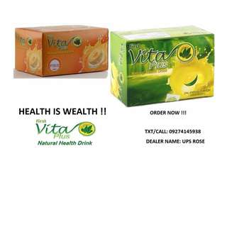 First Vita Plus Natural Healthy Drink