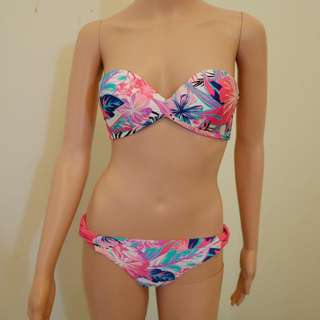 ROXY Tropical Bikini Set