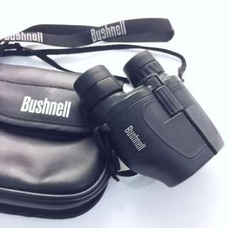 🚚 Bushnell PowerView 7-15x25mm 雙筒望遠鏡
