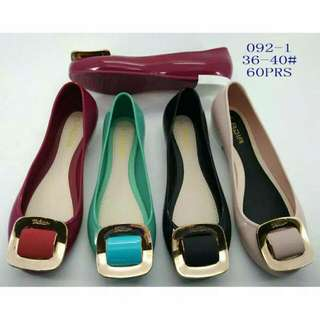 Flat shoes ladia 092 - 1 gesper
