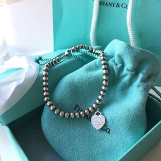 Tiffany & Co Mini Bead Bracelet