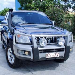 2007 Toyota Land Cruiser Prado