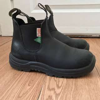 Blundstone The Green Patch In Black