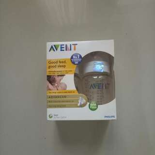 Avent Advance Feeding Bottle 260ml