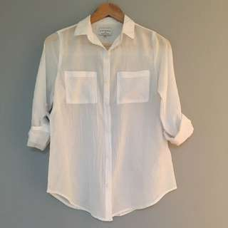 White Cotton On Shirt