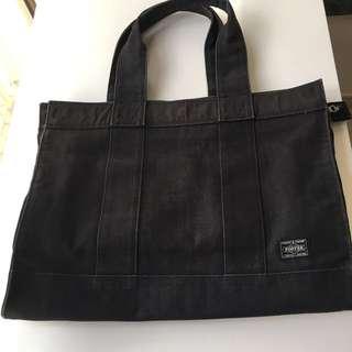 Porter 黑色手袋