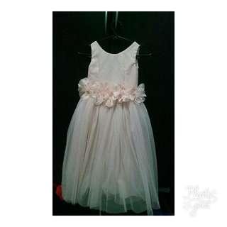 1st birthday gown 😊