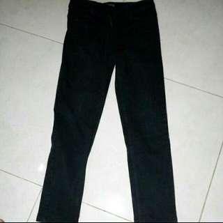 Jeans Black Hanshud Size 30