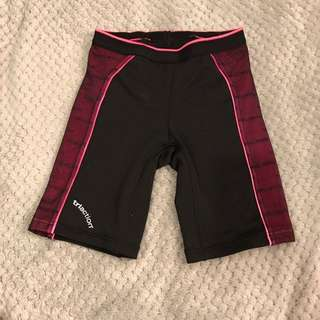 triaction shorts