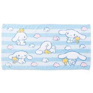 玉桂狗浴巾