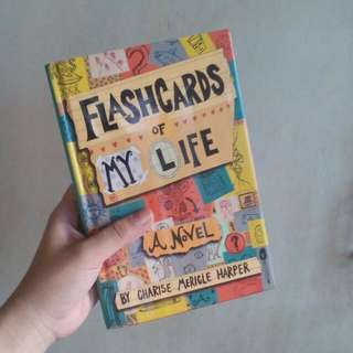 Flashcards Of My Life by: Charice Harper
