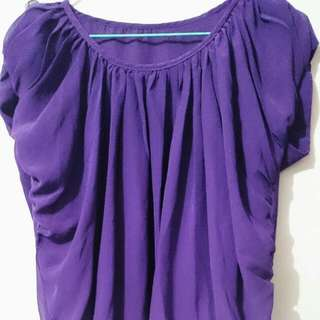 REPRICE!!!  Top Purple Murmer