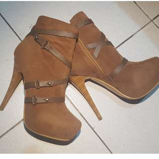 High Heel Boots GiBi Booties