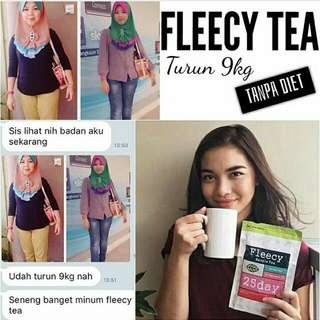 FLEECY BANGLE TEA