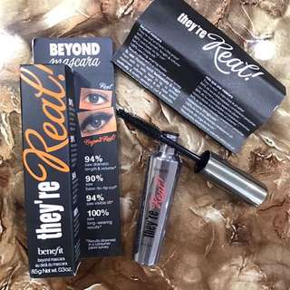 Theyre Real Mascara Benefit