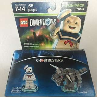 Lego Dimensions Stay Puft Fun Pack