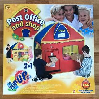 Post Office And Shop Pop Up