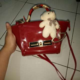 Tas Valentino Jelly Mini