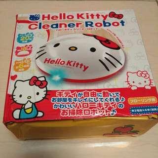 Hello Kitty掃地機