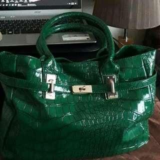 Peridot Bag