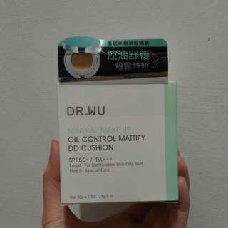 (已賣出勿下標)Dr.wu粉霧持妝氣墊粉餅15g*2
