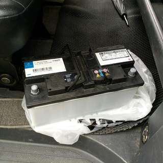 Benz 客貨Van Vito 116電池