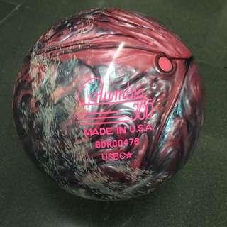 14 POUND COLUMBIA BOWLING BALL