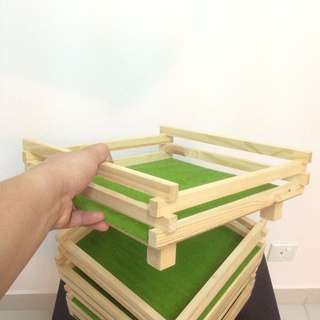 #Take5Off Dulang Hantaran Pallet