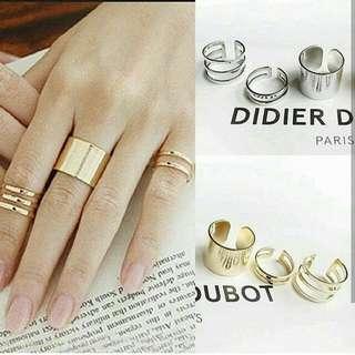 Gold Ring (cincin)