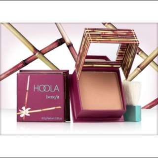 Hoola matte bronzer from benefit