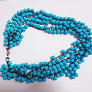 *Limited EDITION*  Handmade Chunky Beaded Necklace