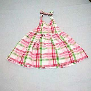 Repriced! :) Gymboree Halter Baby Dress