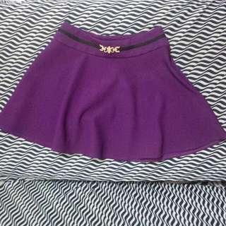 skirt - ZARA BASIC