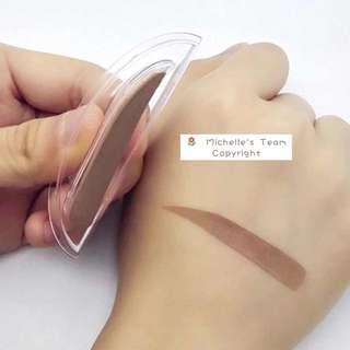 #FlashSale11 Eyebrows Stamp With 3 Shapes