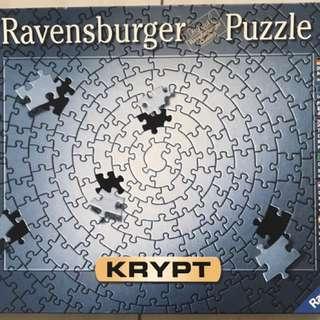 Krypt Ravensburger Puzzle (654)