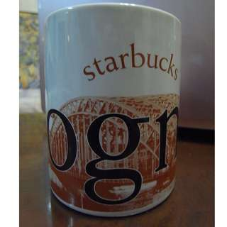 Starbucks City Mug_Cologne Germany 2002 (星巴克 德國科隆)