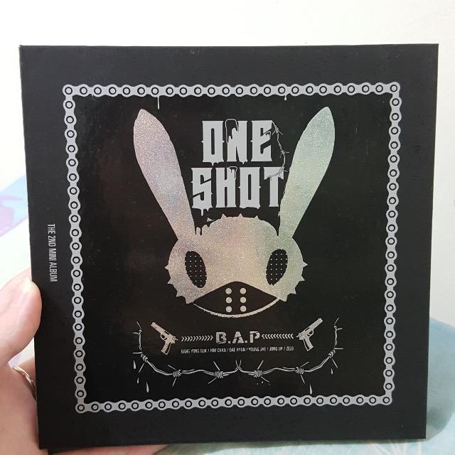2nd Mini Album BAP One Shot