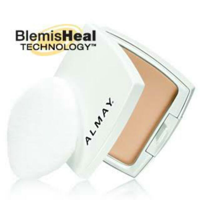 30% OFF 🇺🇸Authentic Almay Clear Complexion Pressed Powder