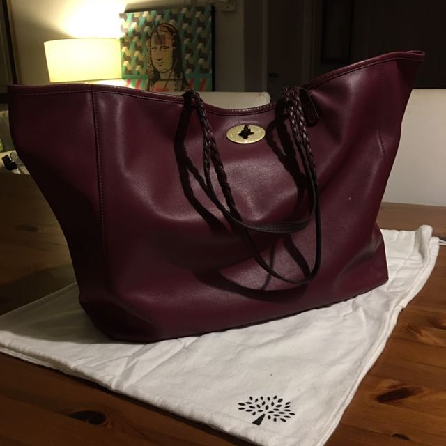 1bc0e38d8a ... low cost mulberry dorset tote bag luxury bags wallets on carousell  a2f95 6eb88