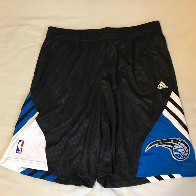 Adidas NBA Orlando Magic Basketball Shorts XL