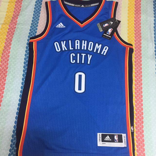 ADIDAS NBA WESTBROOK #0 球衣