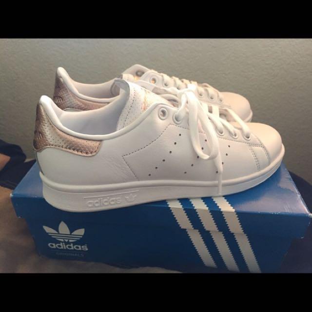 Adidas Stan Smith Rose Gold - US 6.5 3b7689dae