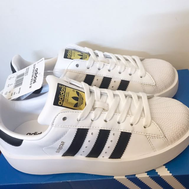 🌟Adidas Superstar Bold 愛迪達 厚底鞋