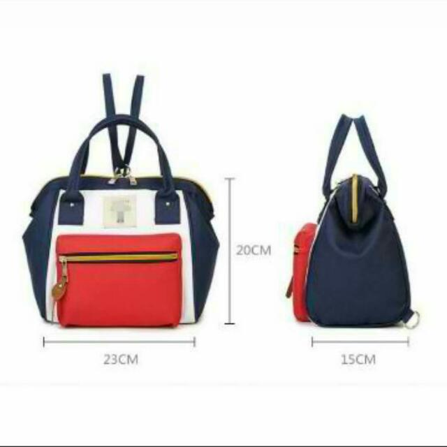 Anello Inspired Mini 3ways Bagpack