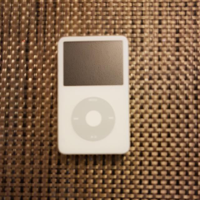 Apple iPod Classic 30gb White