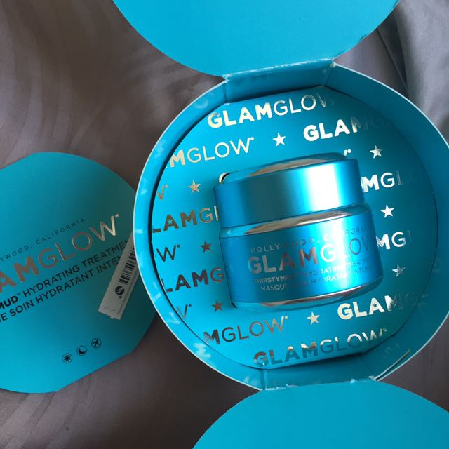 (Authentic) GLAMGLOW Thirstymud